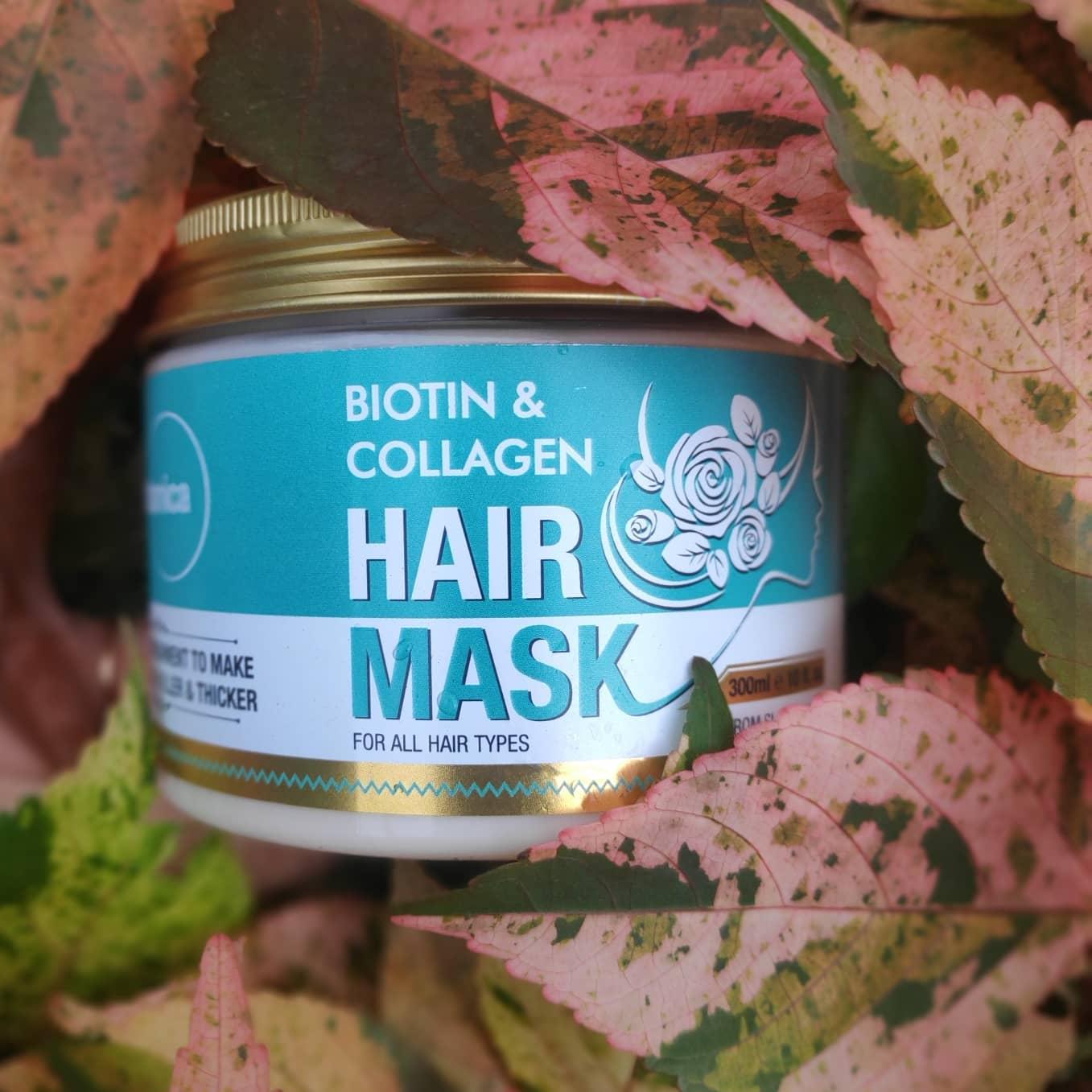 St.Botanica Biotin & Collagen Hair Mask pic 1-Strengthens hair-By Samidha_Mathur