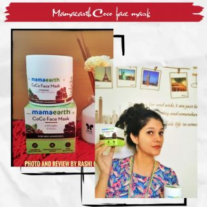 Mamaearth Coco Face Mask With Coffee & Cocoa pic 1-Love the Product, fully recommended-By rashi.choudhary@live.com