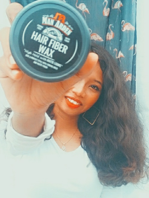Man Arden Hair Fiber Wax-Best product for hair styling for men.-By saswatik_kishan