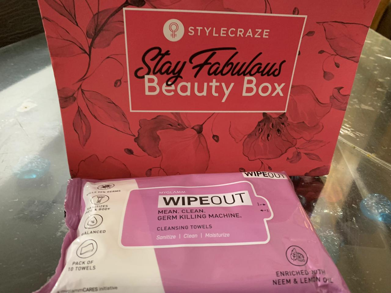 MyGlamm Wipeout Cleansing Towels-A must have travel friendly wipes-By tanvijalan-2