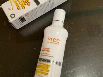 VLCC Honey Moisturiser pic 2-Good Moisturiser for dry skin-By tanvijalan