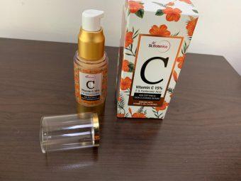 St.Botanica Vitamin C 15% Age Defying & Skin Clearing Serum pic 2-Good Product. Brighten and moisturises the skin-By tanvijalan