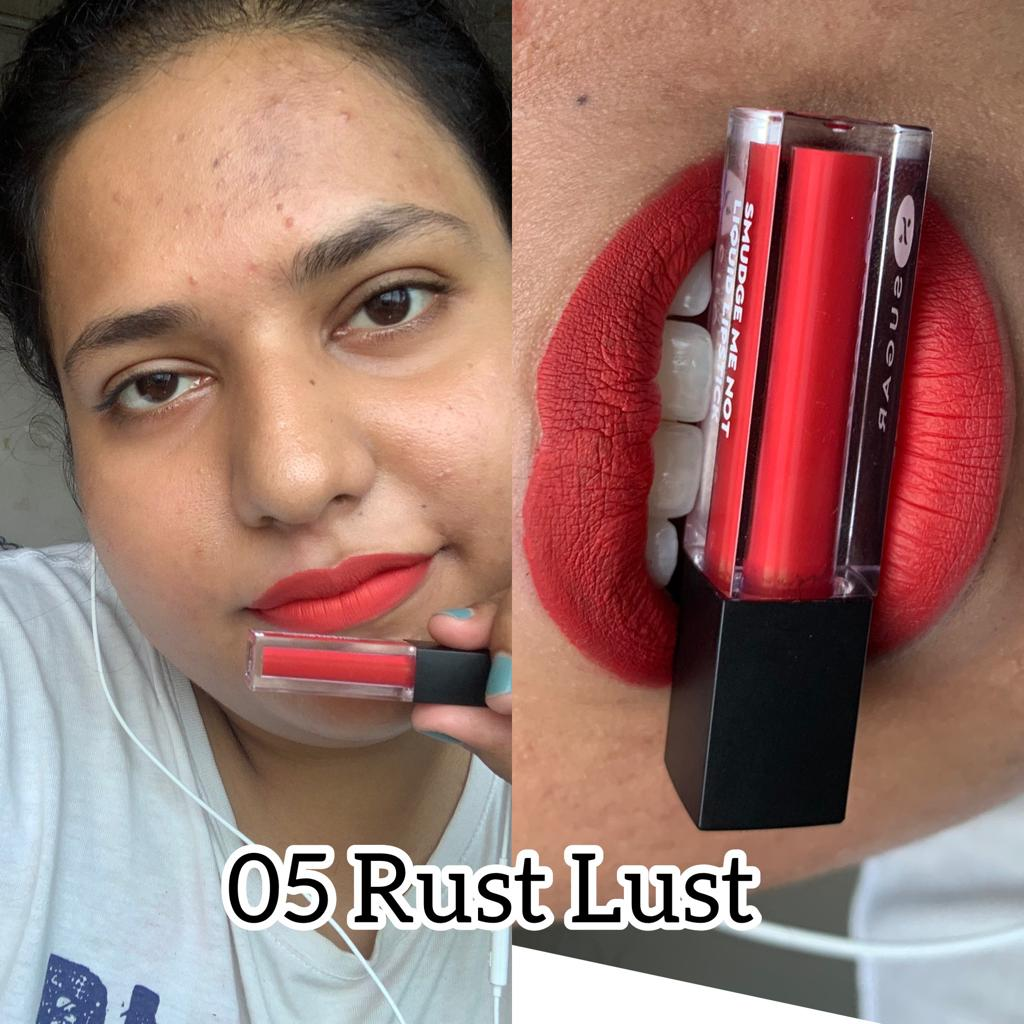 Sugar Smudge Me Not Liquid Lipstick pic 1-Wonderful range of colours-By neha_banerze