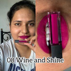 Sugar Smudge Me Not Liquid Lipstick pic 5-Wonderful range of colours-By neha_banerze