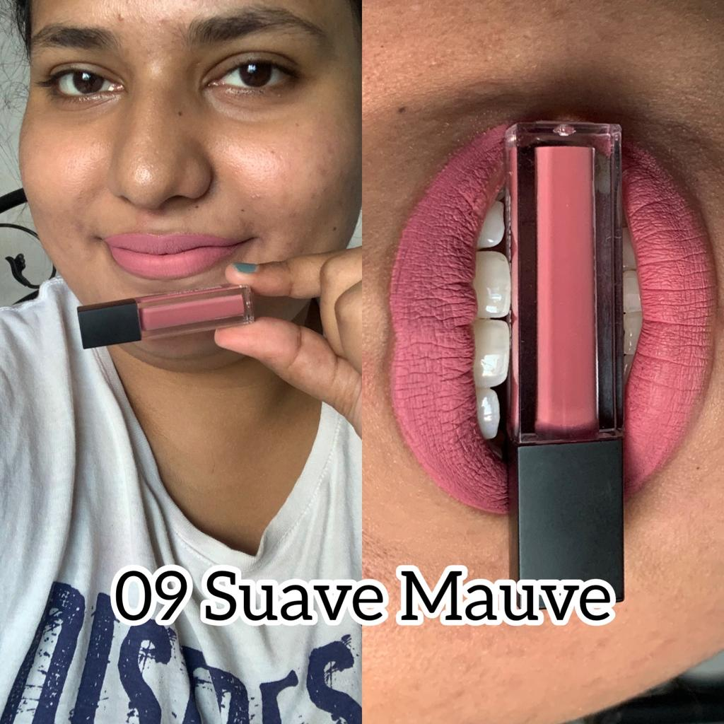 Sugar Smudge Me Not Liquid Lipstick pic 6-Wonderful range of colours-By neha_banerze
