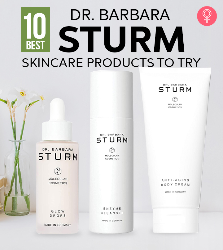 10 Best Dr. Barbara Sturm Skincare Products To Try In 2020