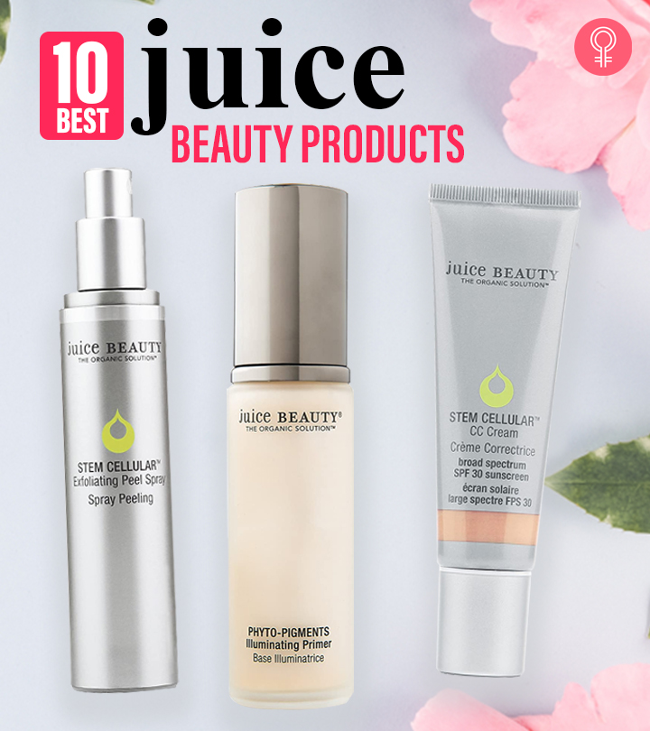 10 Best Juice Beauty Products