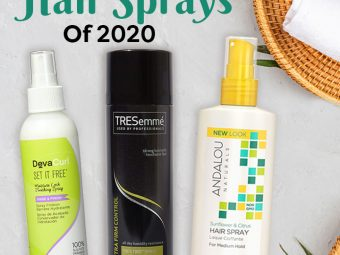 11 Best Hair Sprays Of 2020 To Style All Hair Types