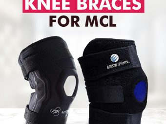 11 Best Knee Braces For MCL