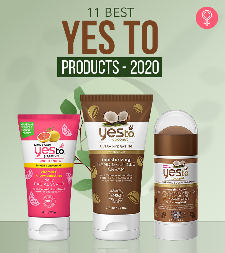 11 Best Yes To Products – 2020