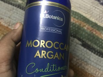St.Botanica Professional Moroccan Argan Conditioner -Awesome-By gaurimadhav