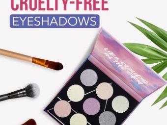 12 Best Cruelty-Free Eyeshadows