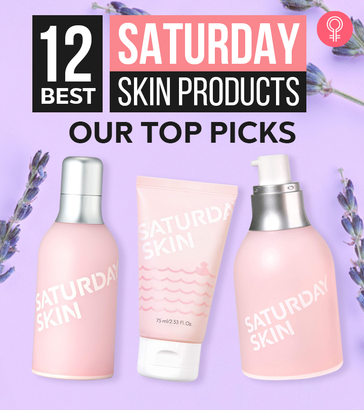 12 Best Saturday Skin Products – Our Top Picks