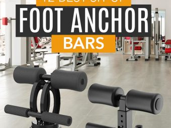 12 Best Sit-up Foot Anchor Bars