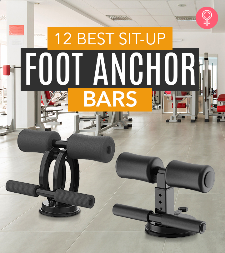 12 Best Sit-up Foot Anchor Bars To Workout Anywhere