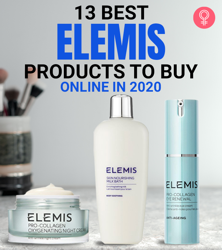 13 Best ELEMIS Products To Buy Online In 2020