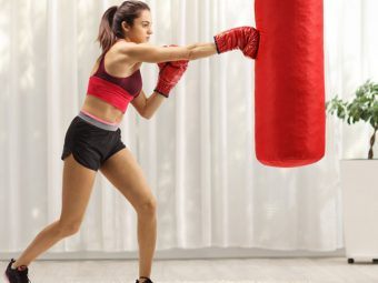 13 Best Heavy Punching Bags To Reduce Fat And Strengthen Muscles At Home
