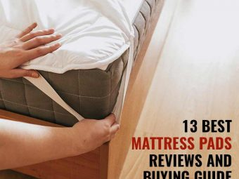13-Best-Mattress-Pads-–-Reviews-And-Buying-Guide