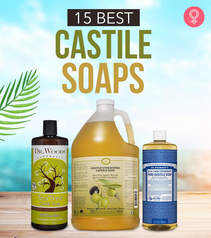 15 Best Castile Soaps Of 2020