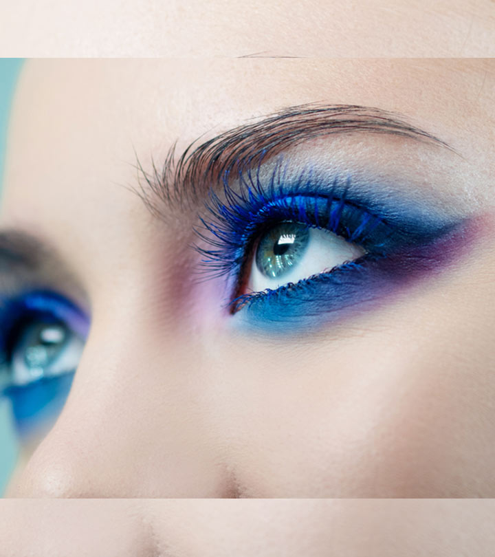 15 Best Colored Mascaras Of 2021 To Make Your Eyelashes Pop!