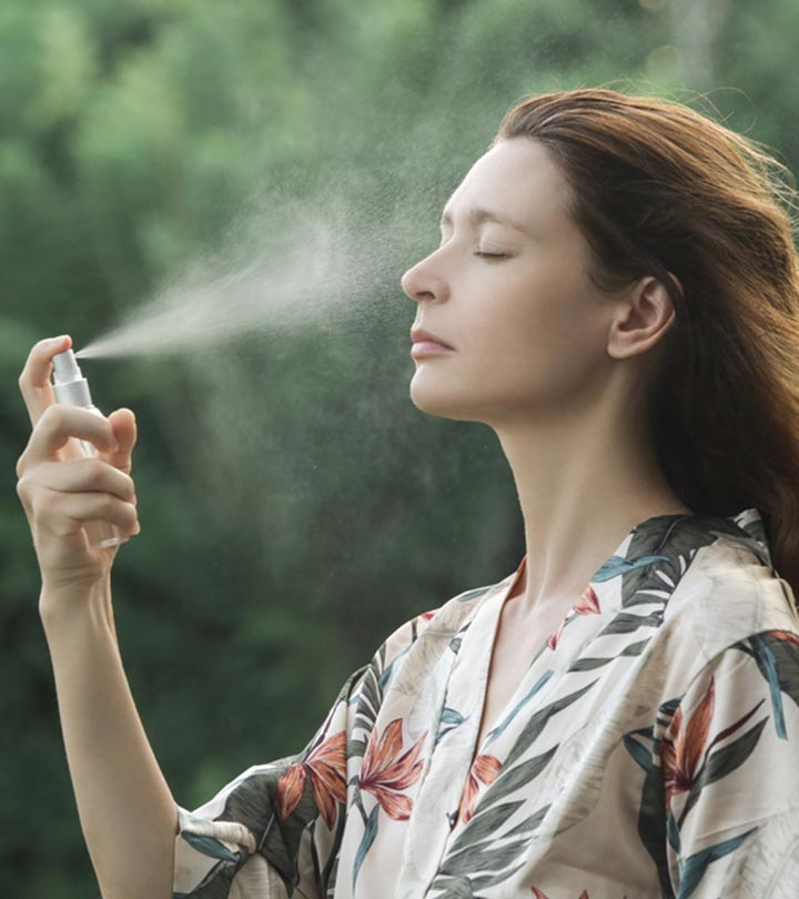 15 Best Korean Facial Mists Of 2021 For Instant Glow!