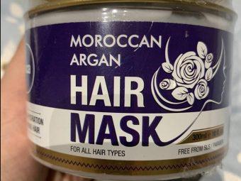 St.Botanica Moroccan Argan Hair Mask pic 2-Amazing product-By shivani_makkar