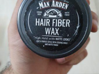 Man Arden Hair Fiber Wax pic 2-Best hair fibre wax i have ever found-By lenzzstruck