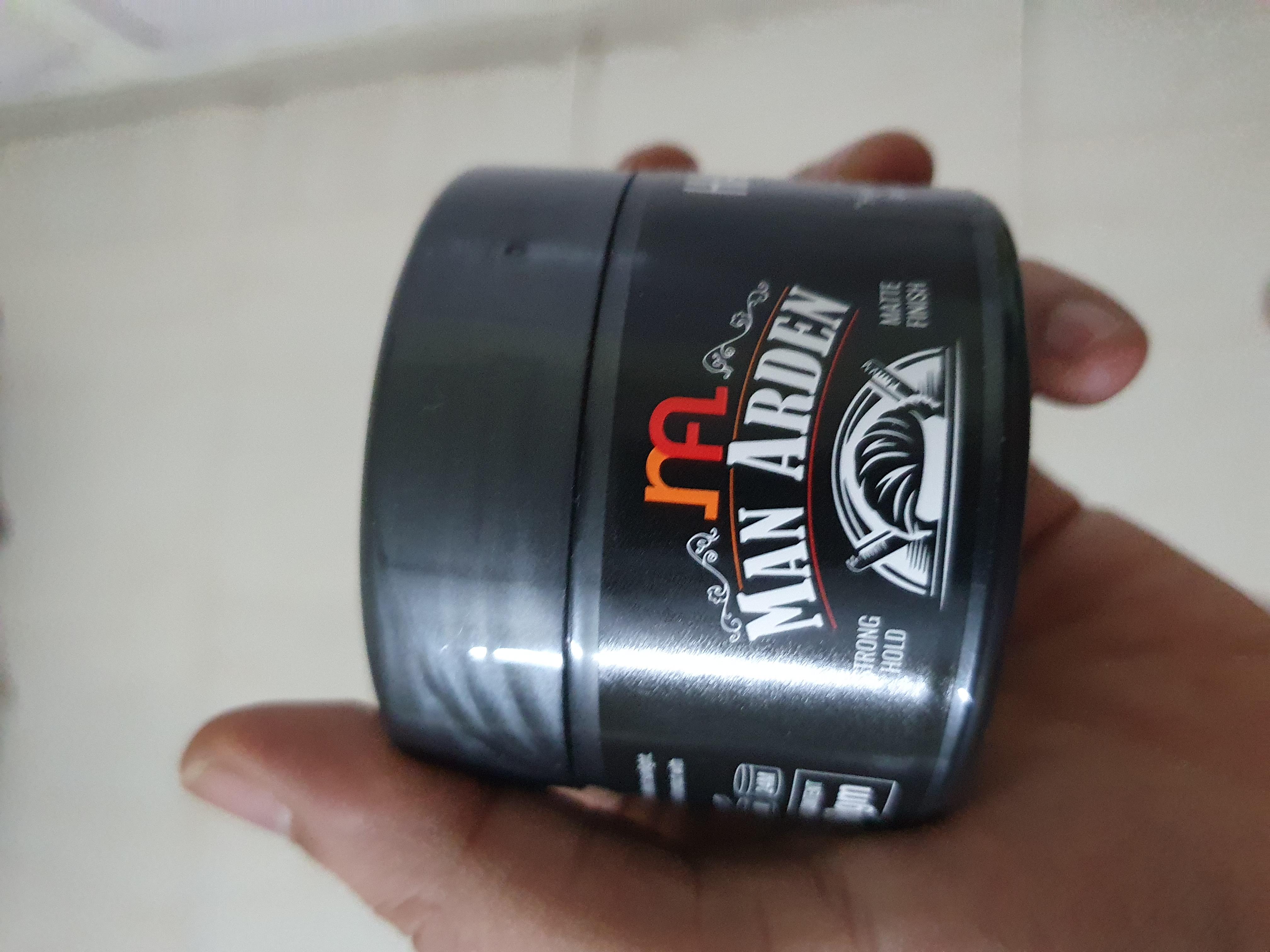 Man Arden Hair Fiber Wax-Best hair fibre wax i have ever found-By lenzzstruck-1