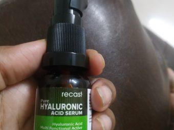 Recast Pure Hyaluronic Acid Serum -Face serum-By arpita_chandekar