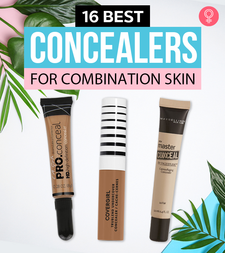 16 Best Concealers For Combination Skin
