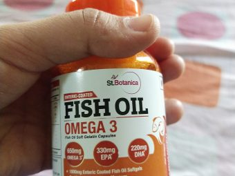 St.Botanica Fish Oil 1000mg Advanced Double Strength -Absolutely must have product-By krimta