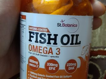 St.Botanica Fish Oil 1000mg Advanced Double Strength pic 1-Very Effective In Helping Join Pau-By siddiqa_shaikh