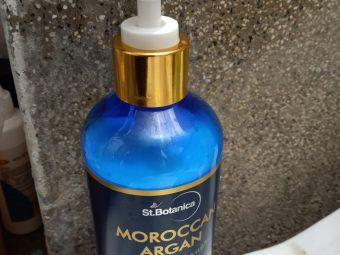 St.Botanica Professional Moroccan Argan Conditioner -Love it a lot-By nattynatz