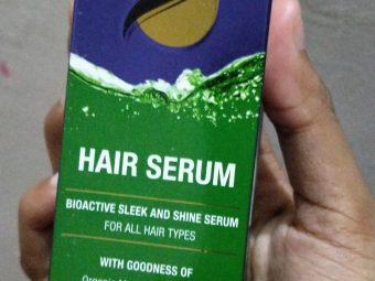 St.Botanica Moroccan Argan Hair Serum -Hair shiny product-By ppvijay
