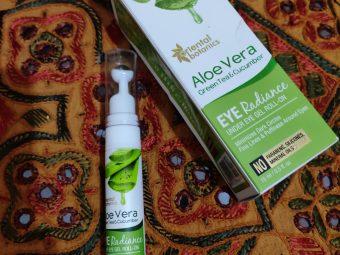 Oriental Botanics Aloe Vera Green Tea & Cucumber Under Eye Gel -Easy to use roll-on-By brunch.with.me
