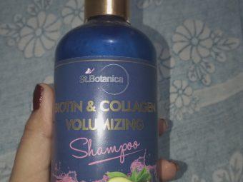 St.Botanica Biotin & Collagen Volumizing Hair Shampoo -Amazing products-By kumari_nisha