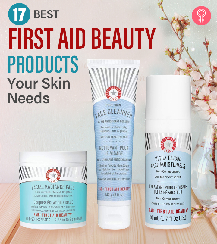 17 Best First Aid Beauty Products Your Skin Needs