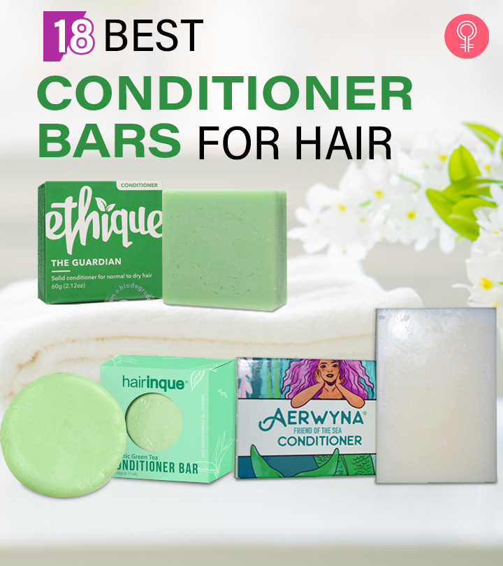 18 Best Conditioner Bars For Hair