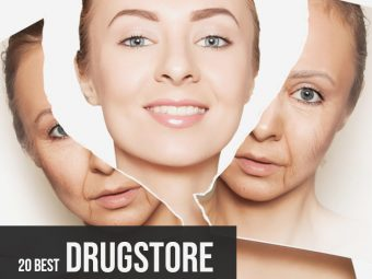 20 Best Drugstore Anti-Aging Products