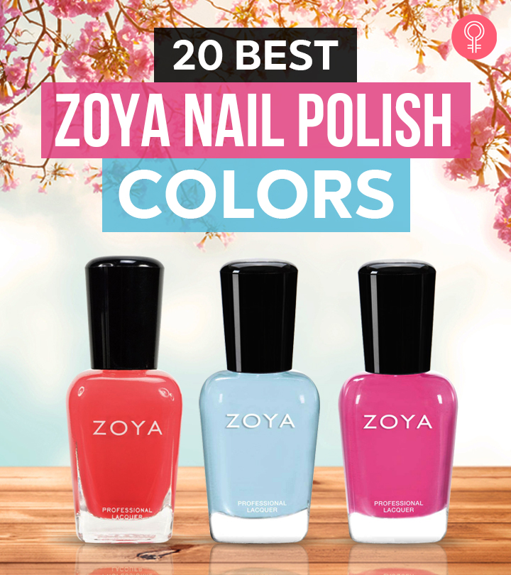 20 Best Zoya Nail Polish Colors