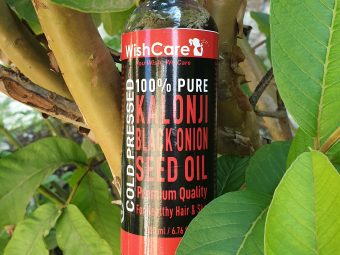 WishCare Premium Cold Pressed Kalonji Black Seed Oil -Really amazing product-By mehandiinvention