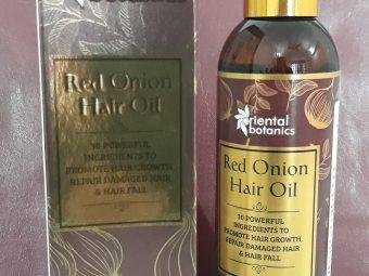 Oriental Botanics Red Onion Hair Growth Oil pic 3-Amazing but premium-By Varsha