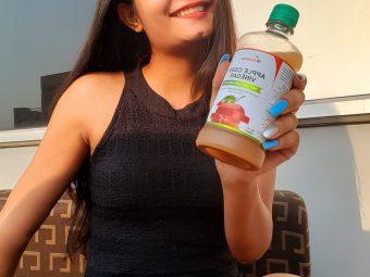 St Botanica Apple Cider Vinegar -Really nice product-By sanya4