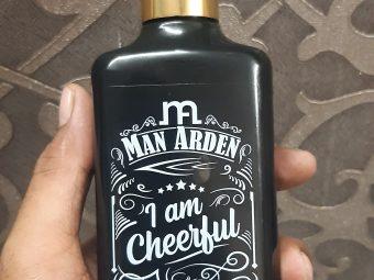 Man Arden I Am Cheerful Shampoo Bodywash pic 2-Loved The Fragrance-By kunaljain____