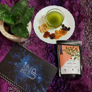 Kimino Gold Matcha Ceremonial Grade Green Tea Powder -Rich in anti oxidants-By sakshi_mongia