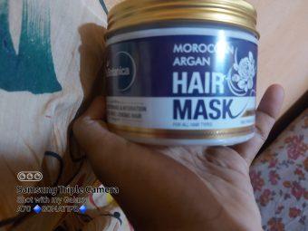 St.Botanica Moroccan Argan Hair Mask -Mask is good-By sonatips