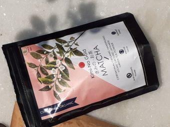 Kimino Gold Matcha Ceremonial Grade Green Tea Powder -Amazing flavour!!-By somya_jaiswal