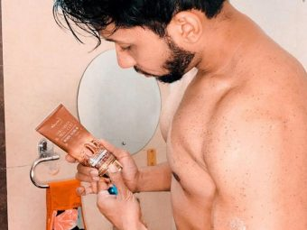 St.Botanica Colombian Supremo Coffee Body Scrub -One satisfactory Product-By kanishksingh14