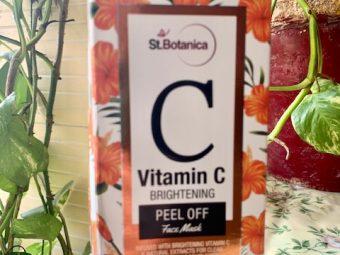 St.Botanica Vitamin C Brightening Peel Off Mask pic 1-Love this mask-By deeksha_vasdev