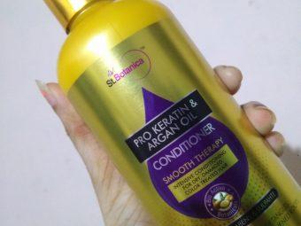 St.Botanica Pro Keratin & Argan Oil Shampoo -Amazing!!-By __the_rapunzelll__